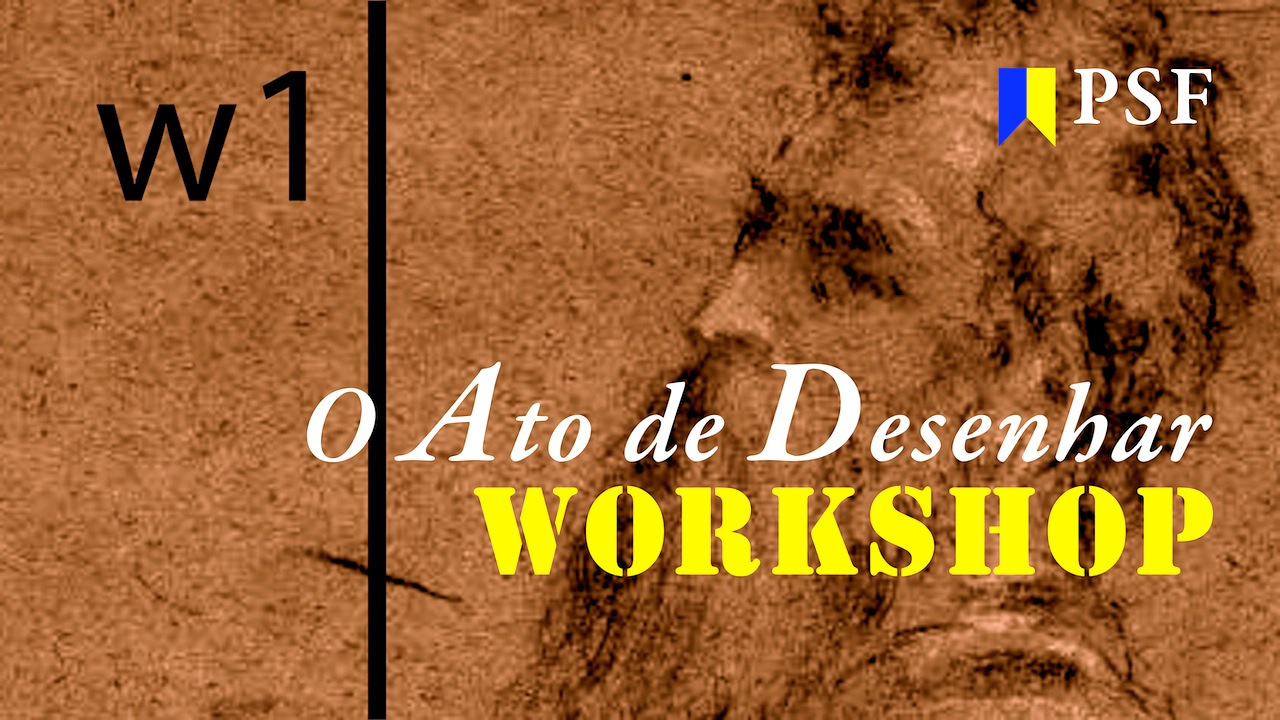00 WORKSHOP O Ato de Desenhar
