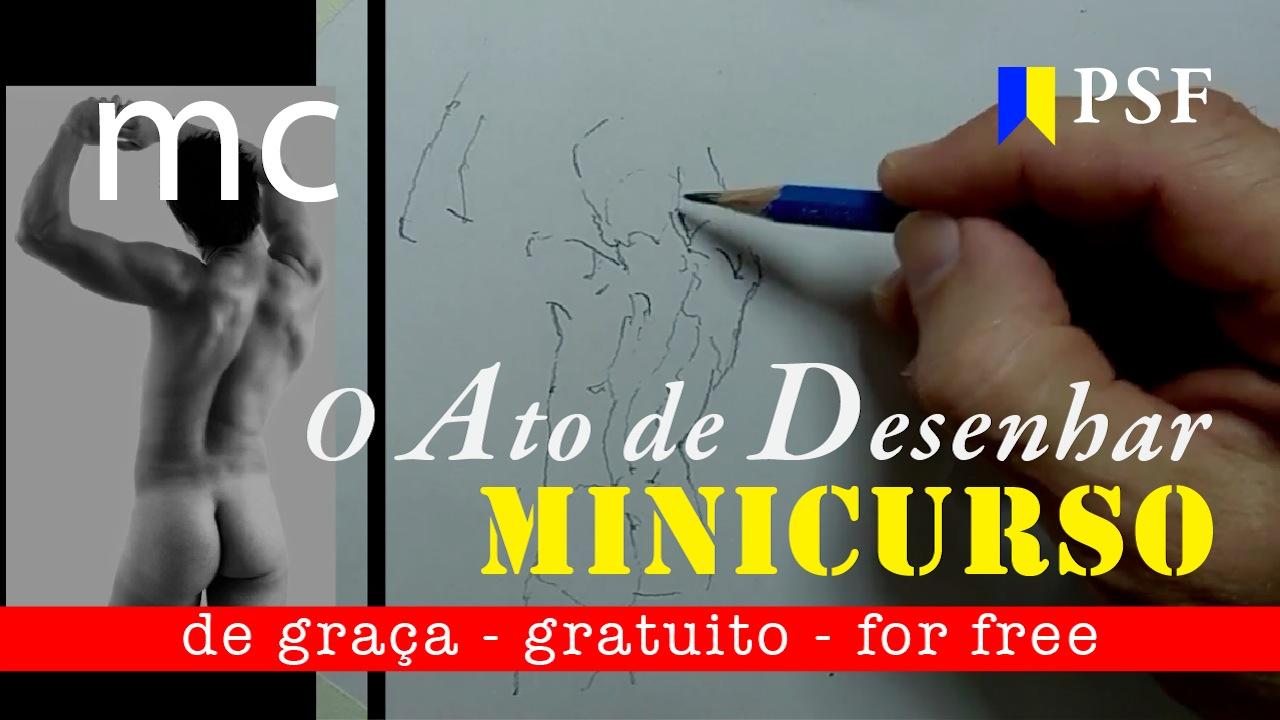 MINICURSO – Venha Desenhar Comigo!